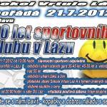 Blíží se oslava 80. výročí sportu v Lázu